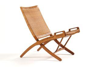 wegner folding chair